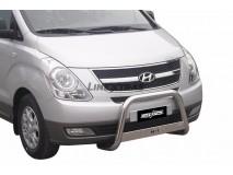 Big Bar U Hyundai H1 Wagon 2008+ Stainless Steel W/O EC