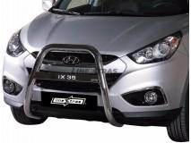 Bull Bar Hyundai IX35 2011+ Stainless Steel