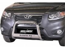 Big Bar U Hyundai Santa Fe 10-12 Stainless Steel W/ EC