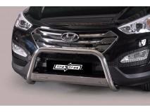 Big Bar U Hyundai Santa Fe 2012+ Stainless Steel W/ EC