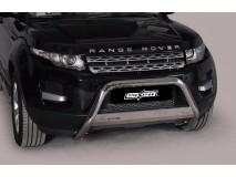 Big Bar U Land Rover Evoque Pure & Prestige 11-15 Stainless Steel W/ EC