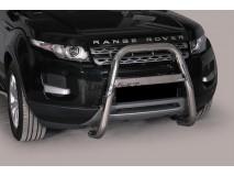 Bull Bar Land Rover Evoque Pure & Prestige Stainless Steel