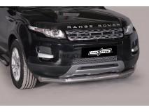 Front Protection Land Rover Evoque Pure & Prestige 11-15 Inox 76ММ
