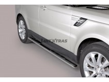 Side Steps Range Rover Sport 2014+ Stainless Steel GPO