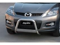 Big Bar U Mazda CX-7 08-10 Stainless Steel W/O EC