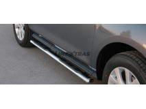 Side Steps Mazda CX-7 08-10 Stainless Steel GPO