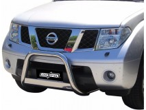 Big Bar U Nissan Pathfinder 05-11 Stainless Steel W/ EC