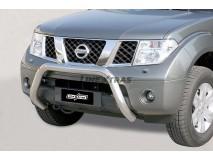 Big Bar U Nissan Pathfinder 05-11 Stainless Steel 76MM W/ EC