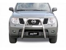 Bull Bar Nissan Pathfinder 05-11 Stainless Steel