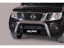Big Bar U Nissan Pathfinder 2011+ Stainless Steel 76MM W/ EC
