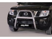 Bull Bar Nissan Pathfinder 2011+ Stainless Steel