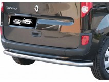 Rear Protection Renault Kangoo 2008+ Stainless Steel 63MM