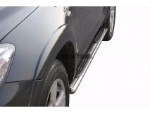 Side Steps Toyota Rav4 06-09 Stainless Steel GPO