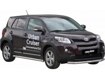Front Protection Toyota Urban Cruiser 2009+ Stainless Steel 63ММ