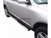 Side Steps VW Touareg 02-09 Stainless Steel GPO