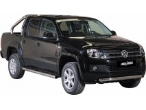 Front Protection VW Amarok 10-17 Stainless Steel 76ММ