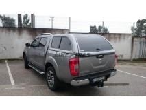 Hard-Top Nissan Navara NP300 D23 W/ Windows Linextras