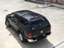 Hard-Top VW Amarok DC W/ Windows Linextras (Primary)