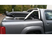 Roll-Bar Stainless Steel VW Amarok 2010+ Mountain Top