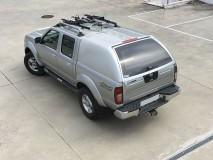 Hard-Top Nissan Navara D22 02-05 W/O Windows Linextras
