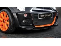 Front Bumper Mini Cooper S 01-06
