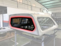 Front Glass for Hard-Top VW Amarok Linextras
