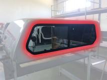 Front Sliding Window for Hard-Top VW Amarok Linextras